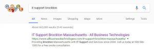 number 1 ranking google